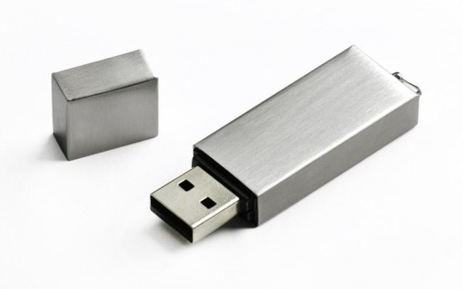 Metalowy pendrive 8GB – 44036 – GRAWER GRATIS