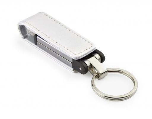 Pendrive 8GB w ekoskórze – 44051- GRAWER GRATIS