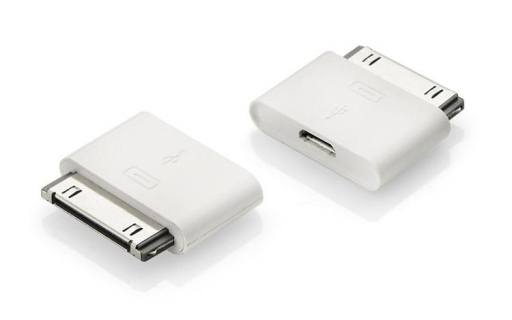 Adapter micro USB iP4 – 45007