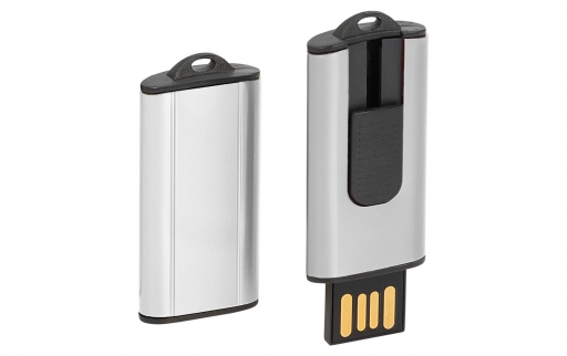 Metalowy pendrive 2GB PDslim-8
